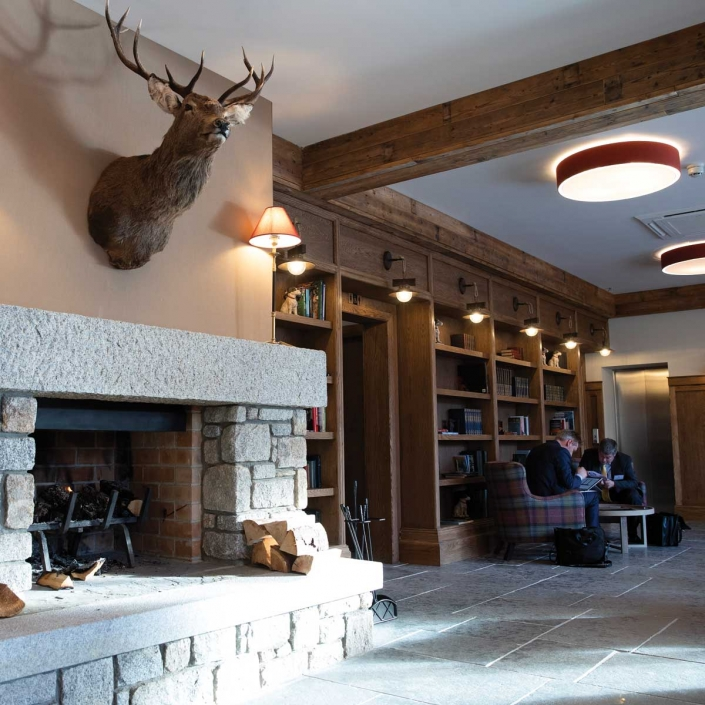 The Kingshouse Hotel in Glencoe with Unique Adventure Tours Scotland the perfect resting point for your Scottish activity adventure tour
