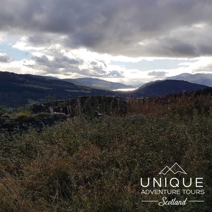 Loch Tay and Highland Perthshire have stunning walks for you on your unique adventure tour and activity break