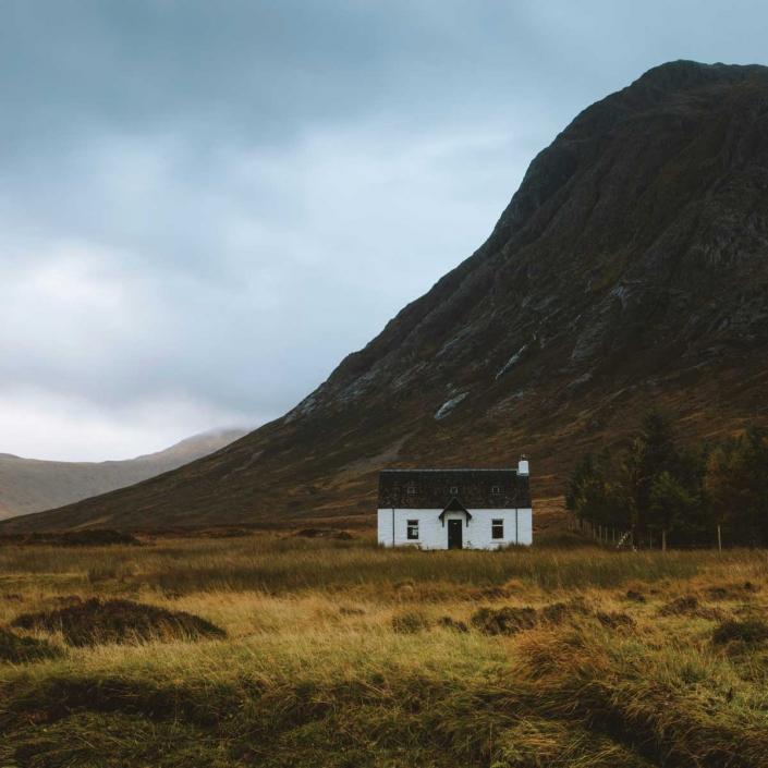 hiden places in stunning Glencoe on your unique adventure tour