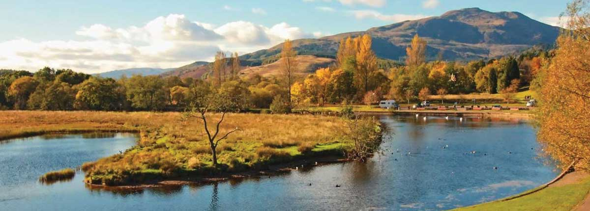 Ben Ledi (Callander) Walking Tours Scotland