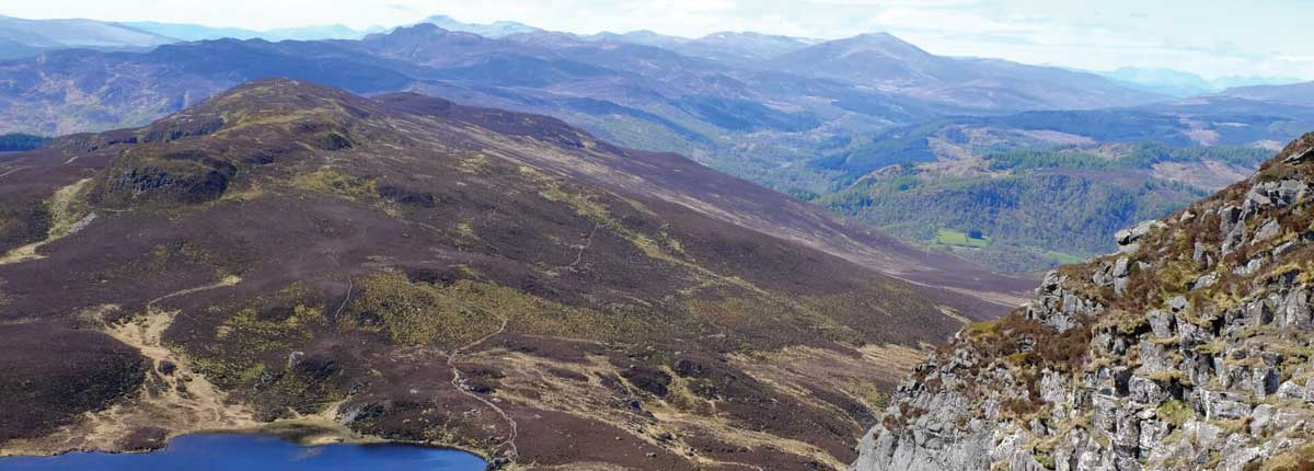 Ben Vrackie (Pitlochry) Walking Adventure