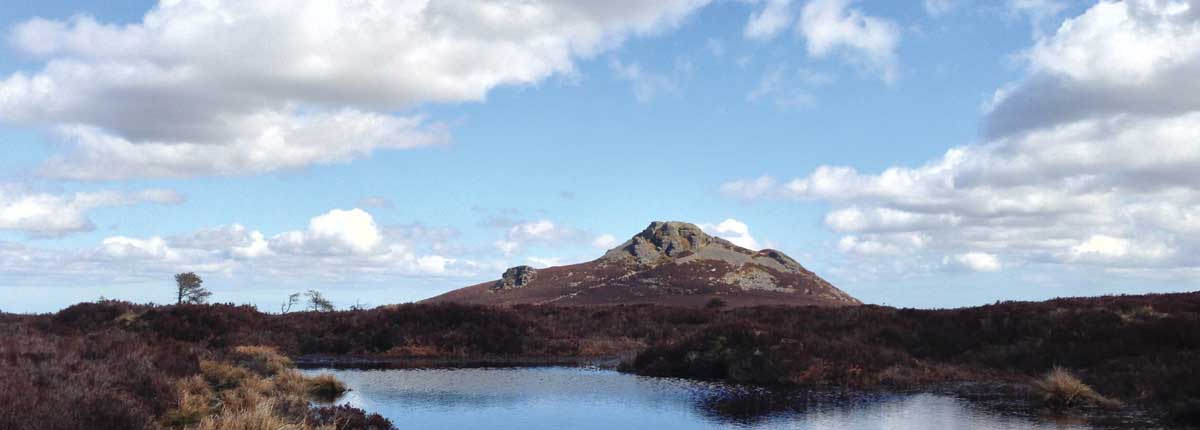 Bennachie (Aberdeenshire) adventure tours scotland