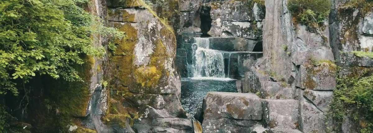 Bracklinn Falls, Callander Unique Adventure Tours Scotland