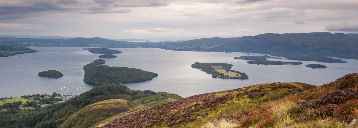 Conic Hill (Loch Lomond) Walking Tours