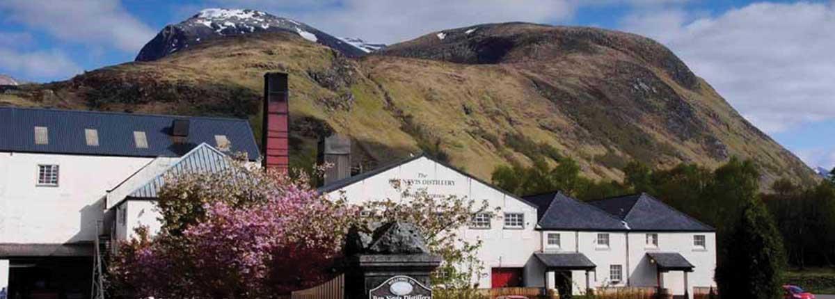 Ben Nevis Whisky Distillery Tours