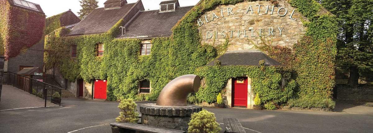 Blair Athol Whisky Distillery Tours