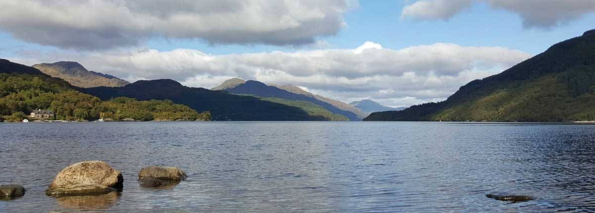 Loch Lomond Scottish Lochs to Standup Paddle board