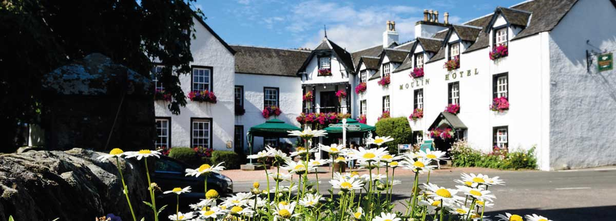 Moulin Inn Pitlochry Accommodation