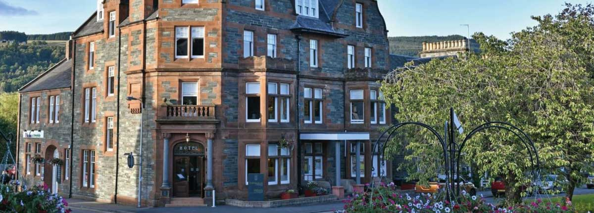 The Town House Aberfeldy Accommodation