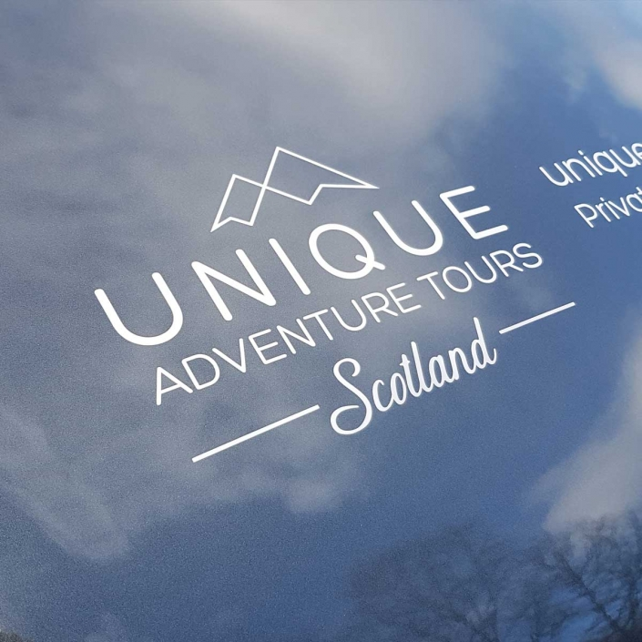Transport solutions for private tours in Scotland with Unique Adventure Tours Scotland