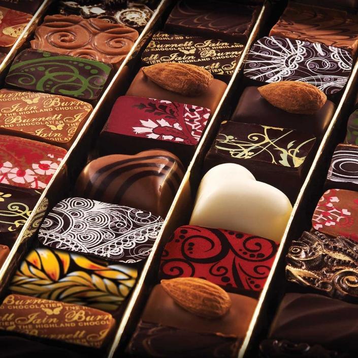 The Highland Chocolatier Iain Burnett