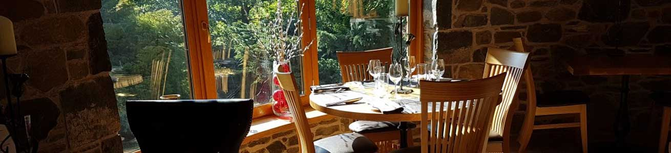 Errichel Restaurant and Dinning on your Scottish Tour