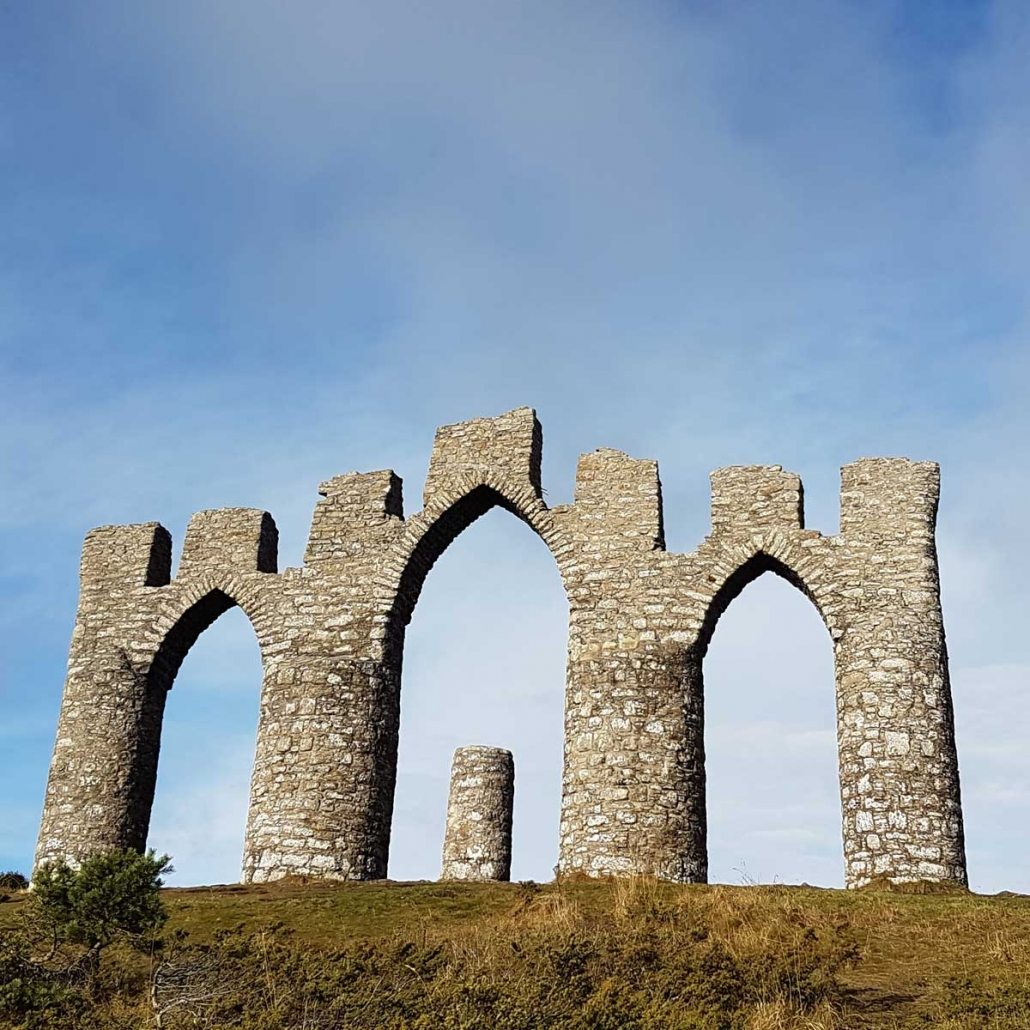 Private and Custom Tours to take in Fyrish Monument on the Black Isle