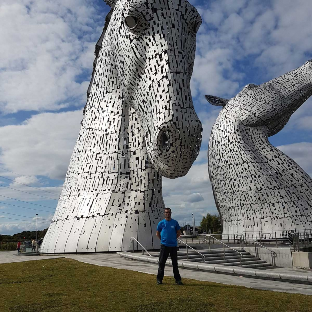 The Kelpies and Helix Park - Private Tours
