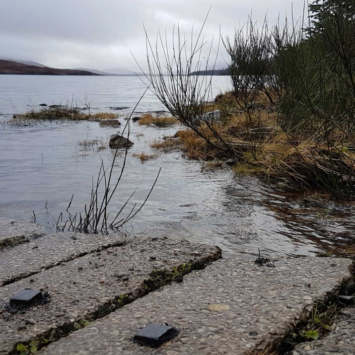 Rannoch Moor Walking Trail