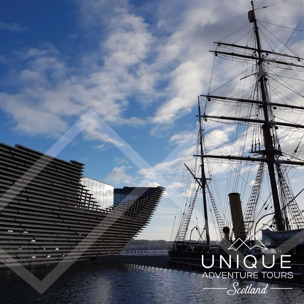 Victoria and Albert Museum and Discovery Centre Dundee