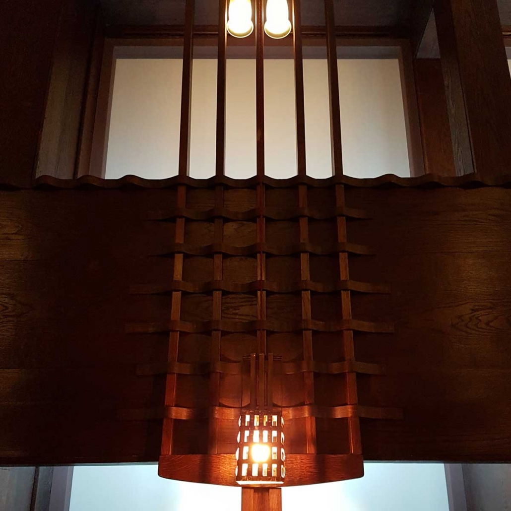 V&A Dundee Conserving Mackintosh's Oak Room