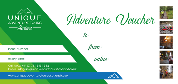 Adventure Tour Vouchers