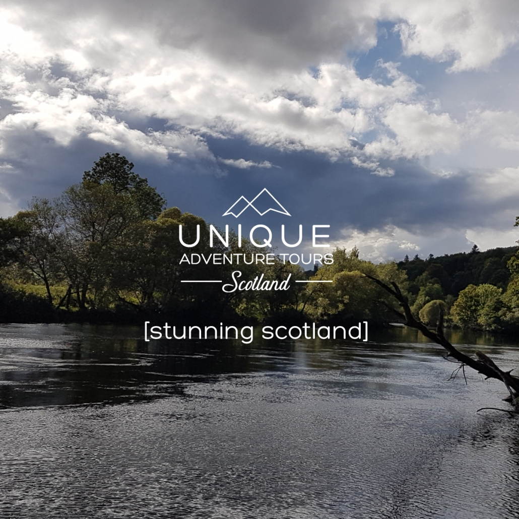Perthshire Paddleboarding with Unique Adventure Tours Scotland