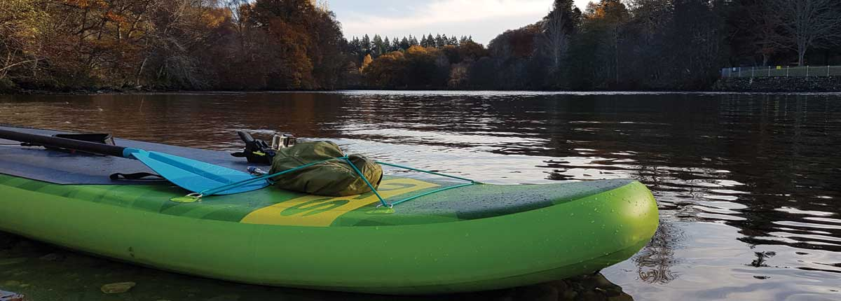 Standup Paddle Board Trips and Tours for your Perthshire Adventure