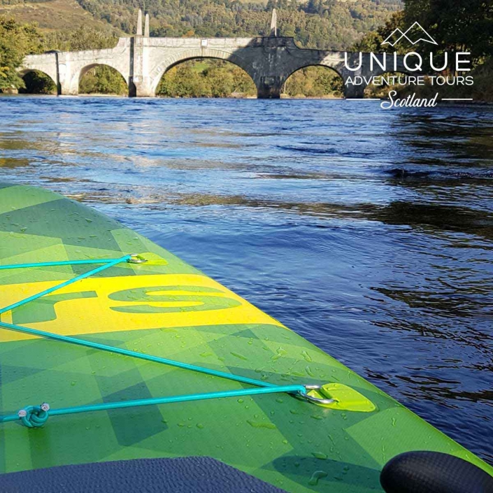 Standup Paddleboard trips and tours within Scotland