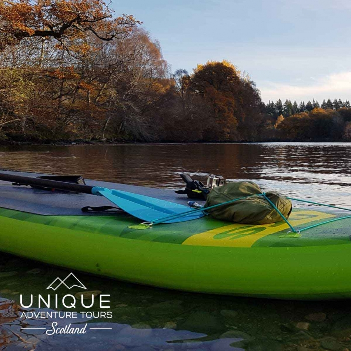 Scottish Stand up Paddleboard trips and tours Perthshire Paddleboarding