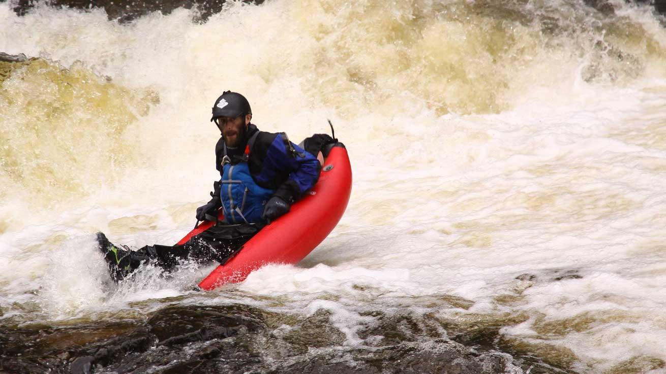 River Bugging Tours with Unique Adventure Tours Scotland