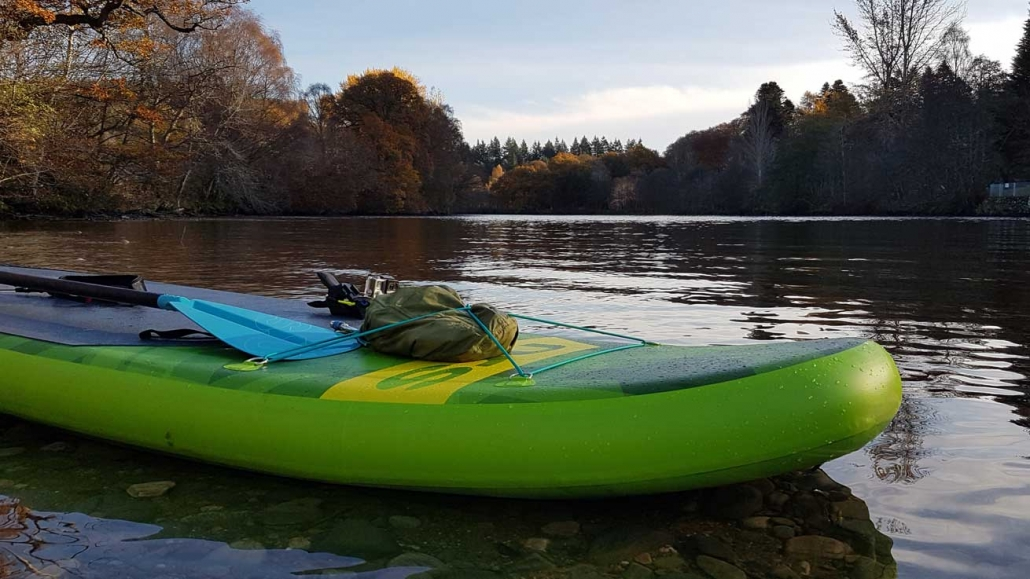 Stand-up Paddleboarding Perthshire Tours and Trips