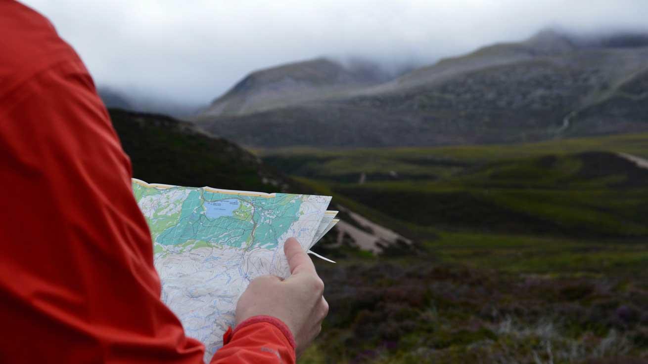 Trail Walking Scotland with Unique Adventure Tours Scotland