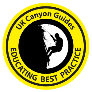 UK Canyon Guides