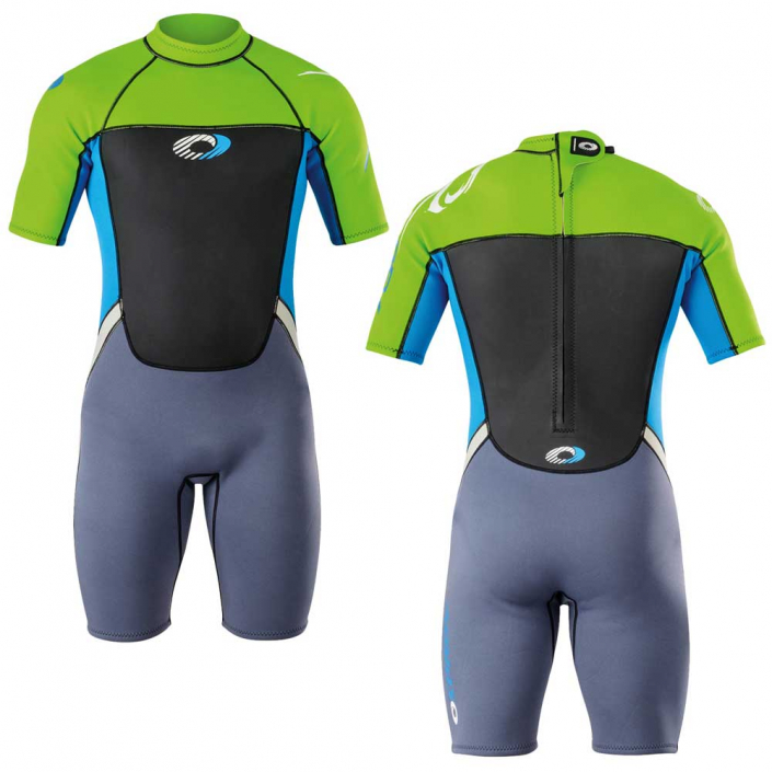 Springsuit wetsuits and can also be called shorty wetsuits