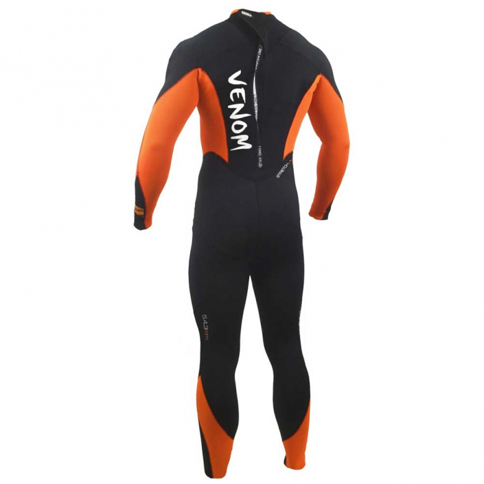 Choosing the Right Wetsuit - The Venom from Lomo