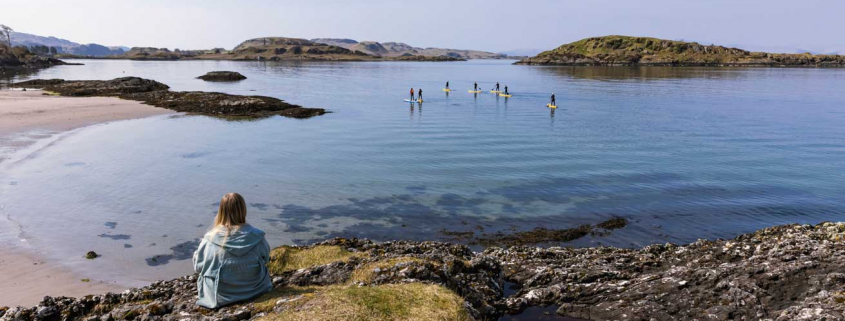 Water Wellness on tour in Scotland
