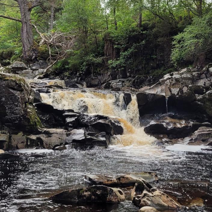 Top 10 Autumn Walks and Waterfalls